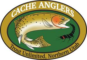 Cache Anglers logo